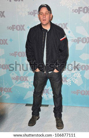 "LOS ANGELES, CA - JANUARY 11, 2011: ""Glee"" star Mike O'Malley at the Fox All-Star Party Winter 2011 in Pasadena. January 11, 2011  Pasadena, CA"