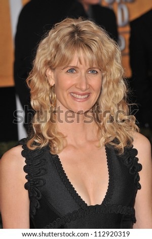 LOS ANGELES, CA - JANUARY 25, 2009: Laura Dern at the 15th Annual Screen Actors Guild Awards at the Shrine Auditorium, Los Angeles.