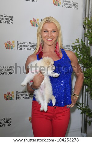 LOS ANGELES, CA - JUN 3: Jodi Tiahrt at the 23rd Annual 'A Time for Heroes' Celebrity Picnic Benefitting the Elizabeth Glaser Pediatric AIDS Foundation on June 3, 2012 in Los Angeles, California