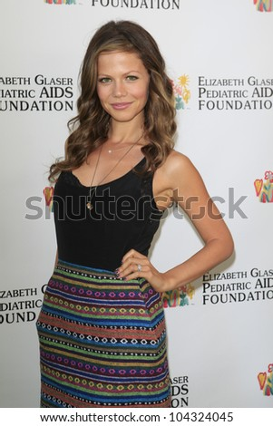 LOS ANGELES, CA - JUNE 3: Tammin Sursok at the 23rd Annual 'A Time for Heroes' Celebrity Picnic Benefitting the Elizabeth Glaser Pediatric AIDS Foundation on June 3, 2012 in Los Angeles, California