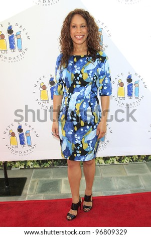 LOS ANGELES, CA - MARCH 4: Channing Dungey at the I Have A Dream Foundation's 14th Annual Dreamers Brunch at The Skirball Cultural Center on March 4, 2012 in Los Angeles, California