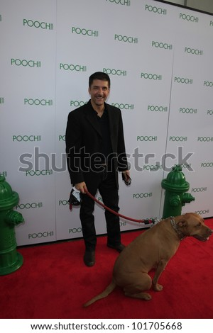 LOS ANGELES, CA - MAY 3: Ken Congemi at the grand opening of the Pooch Hotel on May 3, 2012 in Hollywood, Los Angeles, California. The Pooch Hotel is a luxury hotel for dogs.