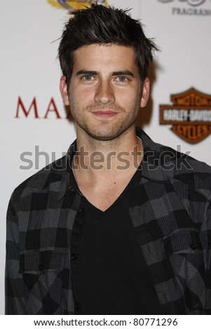 LOS ANGELES, CA - MAY 19: Ryan Rottman arrives at the 11th annual Maxim Hot 100 Party at Paramount Studios on May 19, 2010 in Los Angeles, California