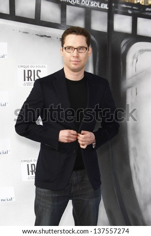 LOS ANGELES, CA - SEP 25: Bryan Singer at the IRIS, A Journey Through the World of Cinema by Cirque du Soleil premiere September 25, 2011 at Kodak Theater in Los Angeles, California