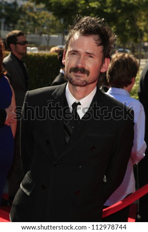 LOS ANGELES, CA - SEP 15: Jeremy Davies at the Academy Of Television Arts & Sciences 2012 Creative Arts Emmy Awards held at Nokia Theater L.A. LIVE on September 15, 2012 in Los Angeles, California