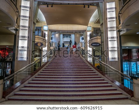 Los Angeles, California, USA, March 01, 2017: inside of Dolby Theatre #609626915