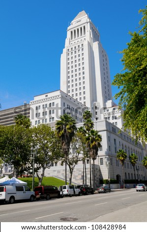 Los Angeles City Hall, US