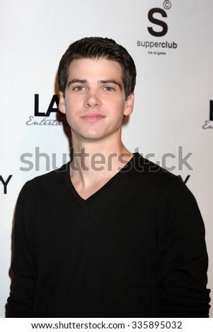 LOS ANGELES - DEC 4:  Brett Pierce at the \