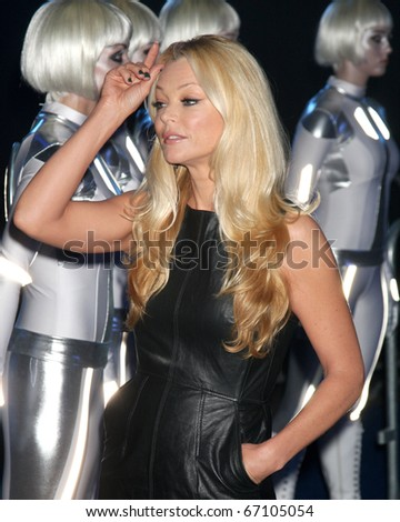 "LOS ANGELES - DEC 11:  Charlotte Ross  arrives at the ""TRON: Legacy"" Premiere at El Capitan Theater on December 11, 2010 in Los Angeles, CA."