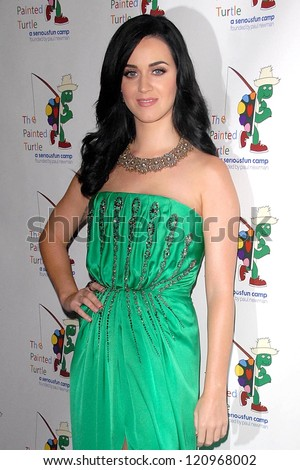 """LOS ANGELES - DEC 4:  Katy Perry arrives at """"A Celebration Of Carole King And Her Music"""" at Dolby Theater on December 4, 2012 in Los Angeles, CA - stock photo"""
