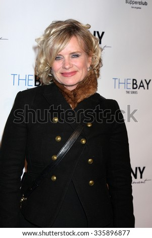 LOS ANGELES - DEC 4:  Mary Beth Evans at the \