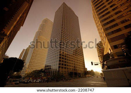 Los Angeles Downtown