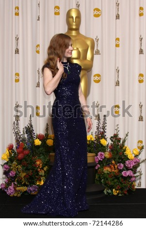 LOS ANGELES -  FEB 27: Amy Adams arrives in the Press Room at the 83rd Academy Awards  at Kodak Theater, Hollywood & Highland on February 27, 2010 in Los Angeles, CA.