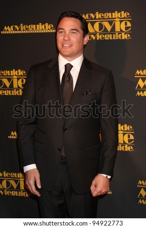 LOS ANGELES - FEB 10:  Dean Cain arrives at the 2012 Movieguide Awards at Universal Hilton Hotel on February 10, 2012 in Universal City, CA - stock photo