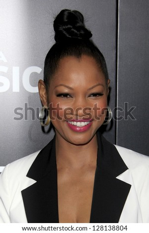 LOS ANGELES - FEB 9:  Garcelle Beauvais arrives at the ROC NATION Annual Pre-Grammy Brunch at the Soho House on February 9, 2013 in West Hollywood, CA