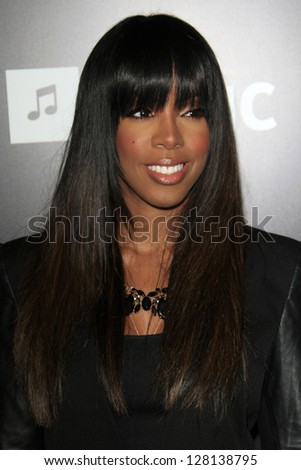 LOS ANGELES - FEB 9:  Kelly Rowland arrives at the ROC NATION Annual Pre-Grammy Brunch at the Soho House on February 9, 2013 in West Hollywood, CA