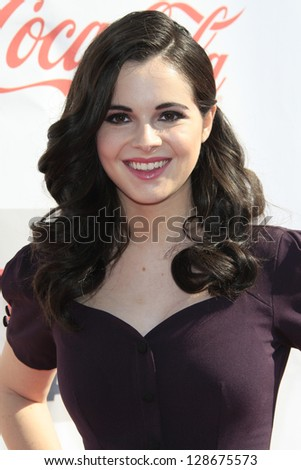 LOS ANGELES - FEB 17: Vanessa Marano at the 3rd Annual Streamy Awards at the Hollywood Palladium on February 17, 2013 in Los Angeles, California