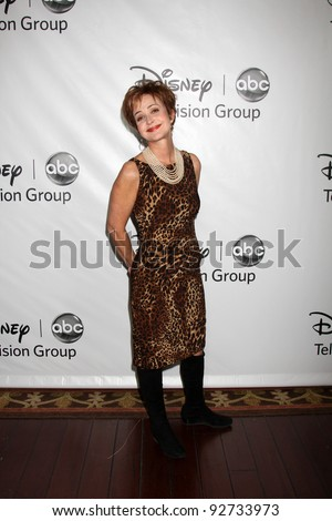 LOS ANGELES - JAN 10:  Annie Potts arrives at the ABC TCA Party Winter 2012 at Langham Huntington Hotel on January 10, 2012 in Pasadena, CA