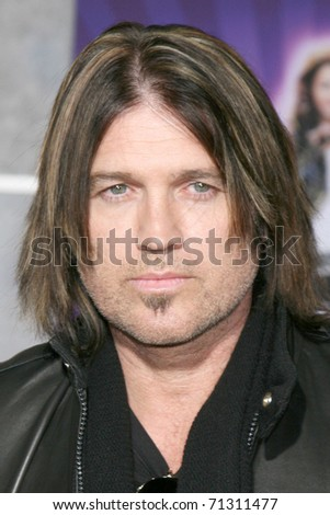 "LOS ANGELES - JAN 17:  Billy Ray Cyrus arrives at the ""Hannah Montana & Miley Cyrus: Best of Both Worlds Concert""  Premiere  at El Capitan Theater on January 17, 2008 in LOS ANGELES, CA"