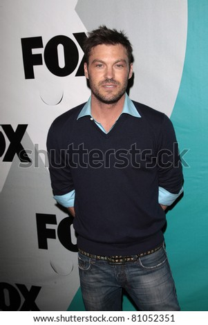LOS ANGELES - JAN 13: Brian Austin Green at the Fox Winter All-Star Party in Los Angeles, California on January 13, 2009