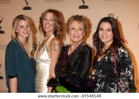 Cloris Leachman family