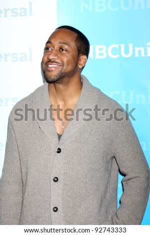 LOS ANGELES - JAN 6:  Jaleel White arrives at the NBC Universal All-Star Winter TCA Party at The Athenauem on January 6, 2012 in Pasadena, CA