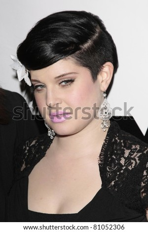 LOS ANGELES - JAN 13: Kelly Osbourne at the Fox Winter All-Star Party in Los Angeles, California on January 13, 2009