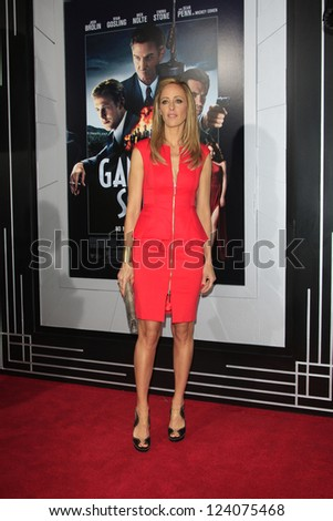 LOS ANGELES - JAN 7: Kim Raver at Warner Bros. Pictures' 'Gangster Squad' premiere at Grauman's Chinese Theater on January 7, 2013 in Los Angeles, California