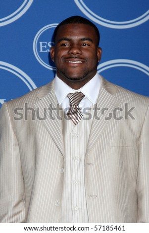 LOS ANGELES - JUL 14:  Alabama running back Mark Ingram in the Press Room of the 2010 ESPY Awards at Nokia Theater - LA Live on July14, 2010 in Los Angeles, CA ....