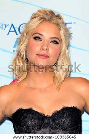 LOS ANGELES - JUL 22:  Ashley Benson in the Press Room of the 2012 Teen Choice Awards at Gibson Ampitheatre on July 22, 2012 in Los Angeles, CA
