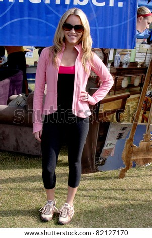 """LOS ANGELES - JUL 30:  Julie Marie Berman at the 2nd Annual American Cancer Society's """"Hollywood Relay For Life""""   at Helen Bernstein High School on July 30, 2011 in Los Angeles, CA"""