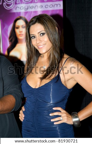 ... LOS ANGELES - JULY 29: Porn star Raylene at the Adult Entertainment