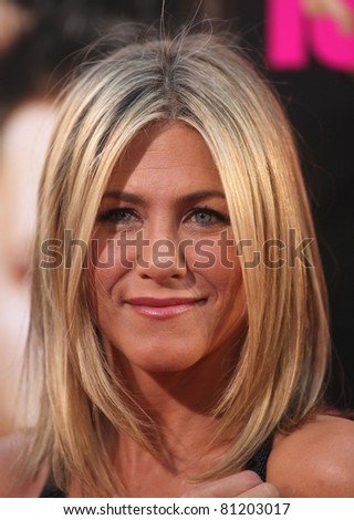 "LOS ANGELES - JUN 30:  JENNIFER ANISTON arrives to the ""Horrible Bosses"" Los Angeles Premiere  on June 30,2011 in Hollywood, CA"