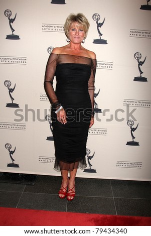 LOS ANGELES - JUN 16:  Judi Evans arrives at the Academy of Television Arts and Sciences Daytime Emmy Nominee Reception at SLS Hotel at Beverly Hills on June 16, 2011 in Beverly Hills, CA