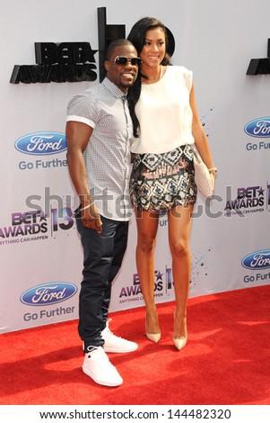 Eniko Parrish Bet Awards Los Angeles - Jun 30: ...