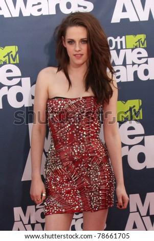 kristen stewart 2011 mtv music awards. JUN 5: Kristen Stewart