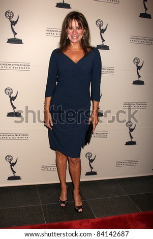 LOS ANGELES - JUN 16:  Nancy Lee Grahn arriving at the Academy of Television Arts and Sciences Daytime Emmy Nominee Reception at SLS Hotel at Beverly Hills on June 16, 2011 in Beverly Hills, CA
