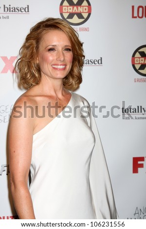LOS ANGELES - JUN 26:  Shawnee Smith arrives at the FX Summer Comedies Party at Lure on June 26, 2012 in Los Angeles, CA