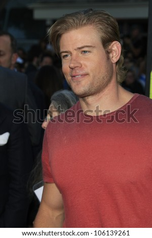 LOS ANGELES - JUN 25: Trevor Donovan at the premiere of Universal Pictures' 'Savages' at Westwood Village on June 25, 2012 in Los Angeles, California