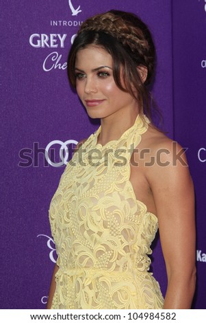 LOS ANGELES - JUNE 9: Jenna Dewan at the 11th Annual Chrysalis Butterfly Ball held at a private residence on June 9, 2012 in Los Angeles, California