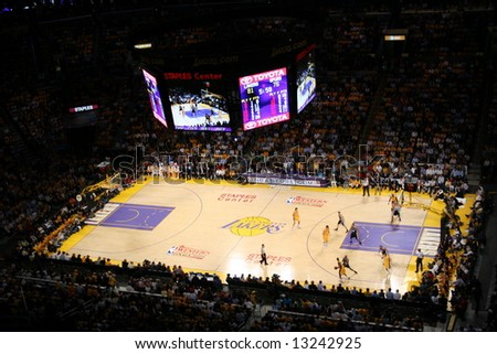 Los Angeles Lakers vs San Antonio Spurs