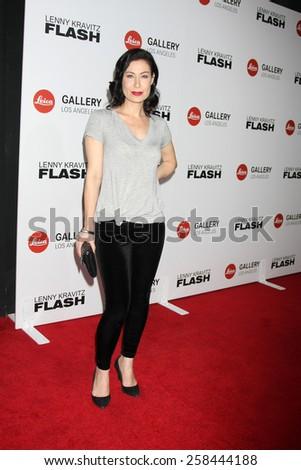 LOS ANGELES - MAR 5:  Amber Melfi at the \