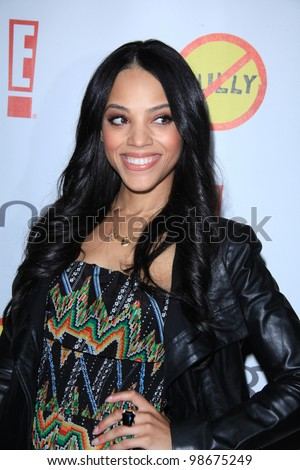"LOS ANGELES - MAR 26:  Bianca Lawson arrives at  the ""Bully"" Movie Premiere at the Chinese 6 Theaters on March 26, 2012 in Los Angeles, CA"