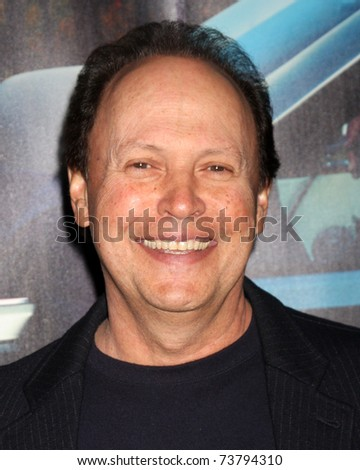 "LOS ANGELES - MAR 22:  Billy Crystal arrives at the HBO's ""His Way"" Los Angeles Premiere at Paramount Theater on March 22, 2011 in Los Angeles, CA"