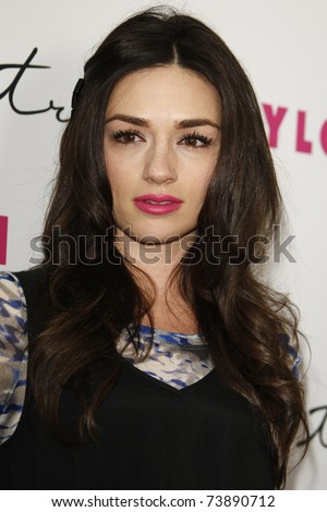 crystal reed. tracy reed actress