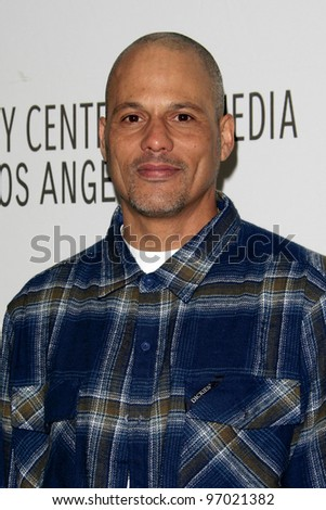 "LOS ANGELES - MAR 7:  David Labrava arrives at the ""Sons of Anarchy"" PaleyFest Panel at the Saban Theater on March 7, 2012 in Los Angeles, CA"