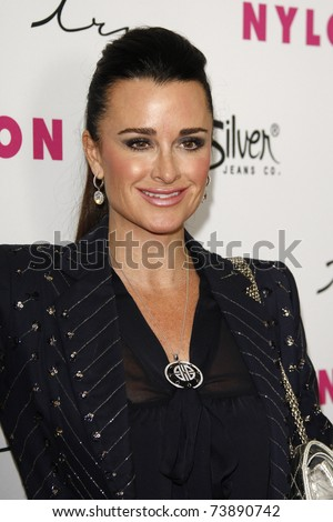 kyle richards new house. MAR 24: Kyle Richards at