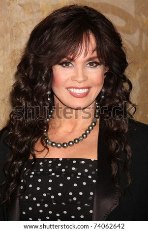 LOS ANGELES - MAR 27:  Marie Osmond arriving at the 25th Annual Professional Dancers Society Gypsy Awards at Beverly Hilton Hotel on March 27, 2011 in Beverly Hills, CA