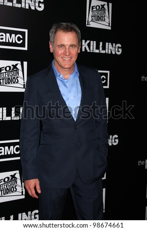 "LOS ANGELES - MAR 26:  Mark Moses arrives at  the AMC's ""The Killing"" Season 2 Premiere at the ArcLight Theaters on March 26, 2012 in Los Angeles, CA"