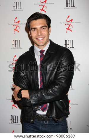 LOS ANGELES - MAR 16:  Peter Porte arrives at the Young & Restless 39th Anniversary Party hosted by the Bell Family at the Palihouse on March 16, 2012 in West Hollywood, CA